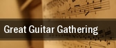 Great Guitar Gathering Florida Theatre Jacksonville tickets