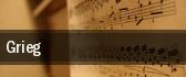 Grieg tickets