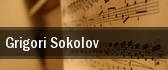Grigori Sokolov Philharmonie Essen tickets