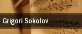 Grigori Sokolov Philharmonie Essen tickets