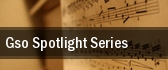 GSO Spotlight Series Fountain Inn Civic Center for the Performing Arts tickets