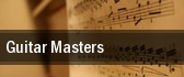 Guitar Masters Napa tickets