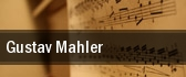 Gustav Mahler tickets