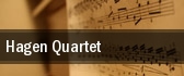 Hagen Quartet Boston tickets
