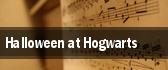 Halloween at Hogwarts tickets