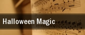 Halloween Magic Akoo Theatre tickets