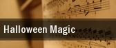 Halloween Magic Manitoba Centennial Concert Hall tickets