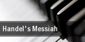 Handel's Messiah E. J. Thomas Hall tickets