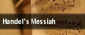 Handel's Messiah Hill Auditorium tickets