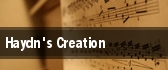 Haydn's Creation Chicago tickets
