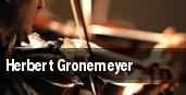 Herbert Gronemeyer Beacon Theatre tickets