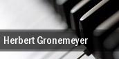 Herbert Gronemeyer Irving Plaza tickets