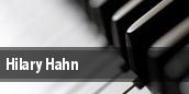 Hilary Hahn Benaroya Hall tickets