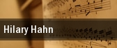 Hilary Hahn Seattle tickets