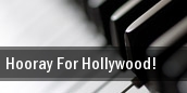 Hooray For Hollywood! Peabody Auditorium tickets