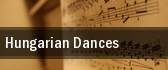 Hungarian Dances tickets