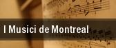 I Musici de Montreal Rochester tickets