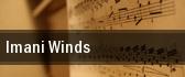Imani Winds Schwab Auditorium tickets