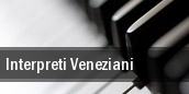 Interpreti Veneziani Florida Atlantic University Auditorium tickets