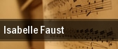 Isabelle Faust tickets
