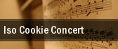 Iso Cookie Concert Youkey Theatre tickets