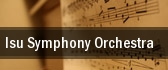 ISU Symphony Orchestra Illinois State University Center For The Performing Arts tickets
