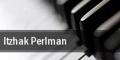 Itzhak Perlman Benaroya Hall tickets