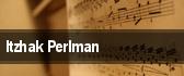 Itzhak Perlman Houston tickets