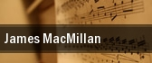 James MacMillan Washington tickets