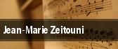 Jean-Marie Zeitouni tickets