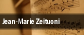 Jean-Marie Zeituoni Columbus tickets
