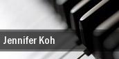Jennifer Koh New York tickets