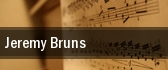 Jeremy Bruns University Of Buffalo Lippes Concert Hall & Baird Recital Hall tickets
