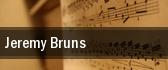 Jeremy Bruns University Of Buffalo Lippes Concert Hall & Baird Recital Hall tickets