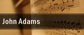 John Adams New York tickets