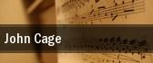 John Cage Carnegie Hall tickets