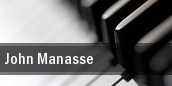 John Manasse tickets
