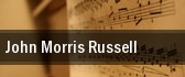 John Morris Russell E.J. Thomas Hall tickets