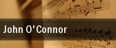 John O'Connor The Flint Center for the Performing Arts tickets