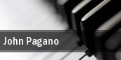 John Pagano tickets