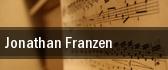 Jonathan Franzen UC Davis tickets