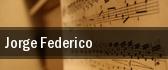 Jorge Federico Chicago tickets