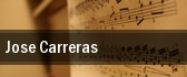Jose Carreras Morristown tickets