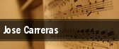 Jose Carreras University Park tickets