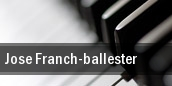 Jose Franch-Ballester tickets