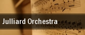 Julliard Orchestra tickets