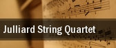 Julliard String Quartet Washington tickets
