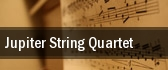 Jupiter String Quartet La Jolla tickets