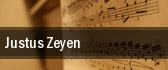 Justus Zeyen Carnegie Hall tickets
