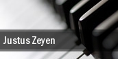 Justus Zeyen New York tickets